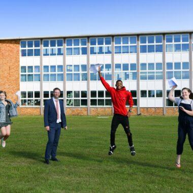 SET Saxmundham School GCSE results 2020