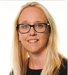 Ms H Coles - Assistant Designated Safeguarding Lead (ADSL) For SET Saxmundham